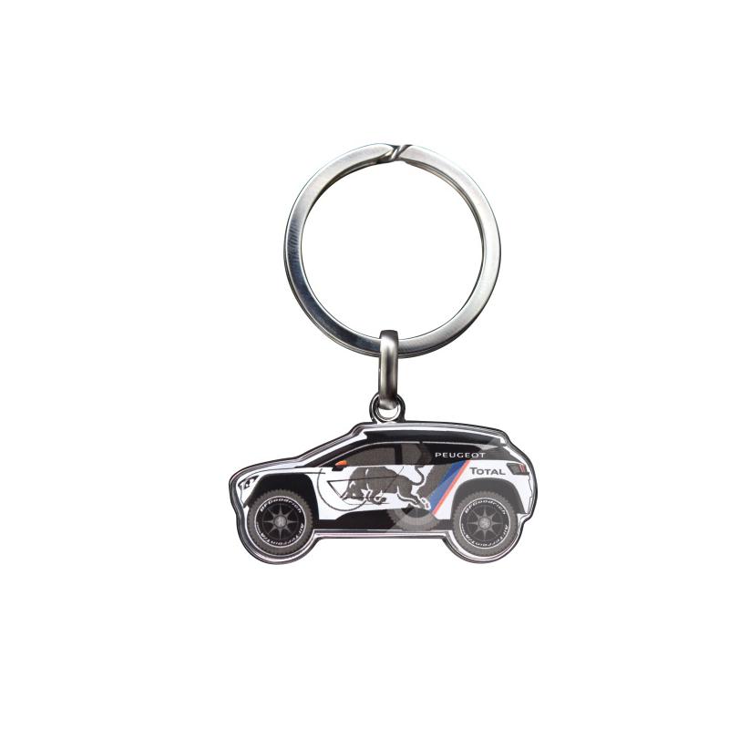 Kľúčenka Peugeot Sport 3008 DKR  2323aa259ee