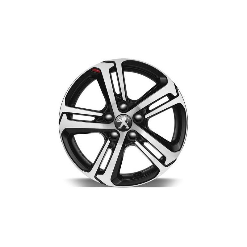 Alloy Wheel Peugeot Ligne S 17 308 T9 308 Sw T9 Eshop Peugeot Cz