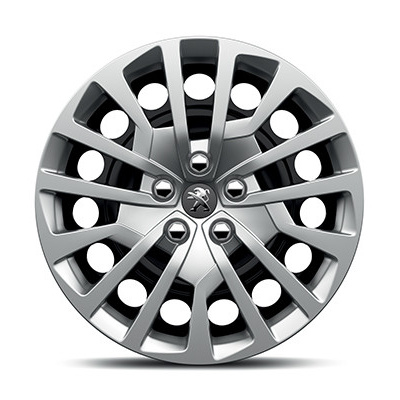 "Embellecedor de rueda MIAMI 17"" Peugeot - 3008 SUV, Nuova 5008 (P87), Traveller / Expert 4"