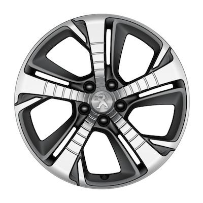 "Hliníkové kolo Peugeot DIAMANT 18"" - 308 (T9), 308 SW (T9)"