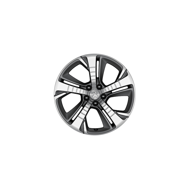 """Llanta de aleación Peugeot DIAMANT 18"""" - 308 (T9), 308 SW (T9)"""