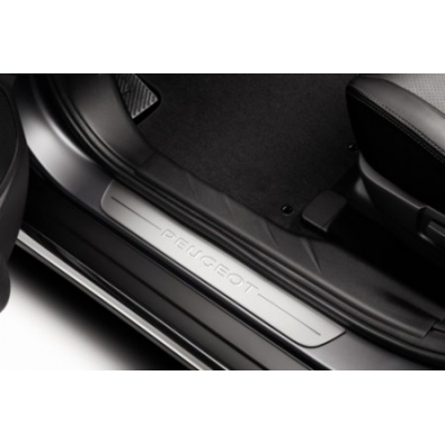 Chrániče prahů předních dveří Peugeot - Nová 308 (T9)