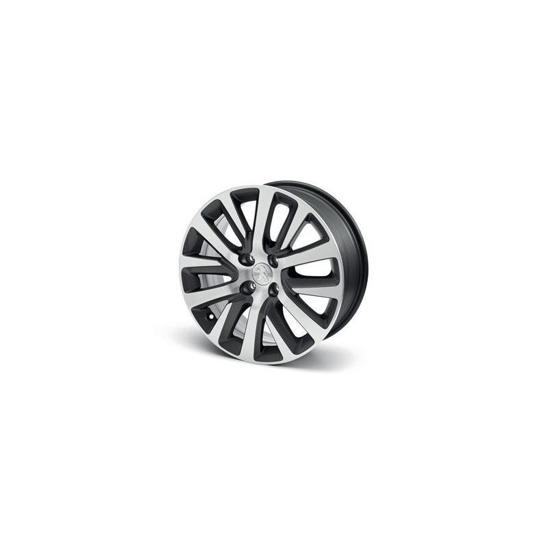 "Set of 4 alloy wheels Peugeot CALLISTO 17"" - 5008"