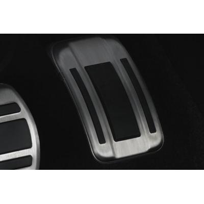 Aluminium pad for accelerator pedal Peugeot, Citroën, DS Automobiles, Opel