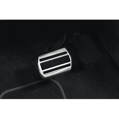 Aluminium pad for brake pedal for AUT gearbox Peugeot, Citroën, DS Automobiles, Opel