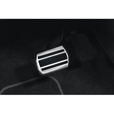 Hliníková šlapka na brzdový pedál pre AUT prevodovku Peugeot, Citroën, DS Automobiles, Opel