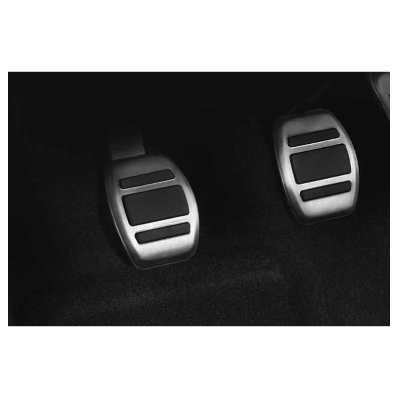 Aluminium pad for brake or clutch pedals Peugeot, Citroën, DS Automobiles, Opel