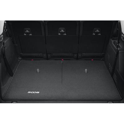 Alfombrilla de maletero reversible Peugeot - Nueva 5008 (P87) SUV