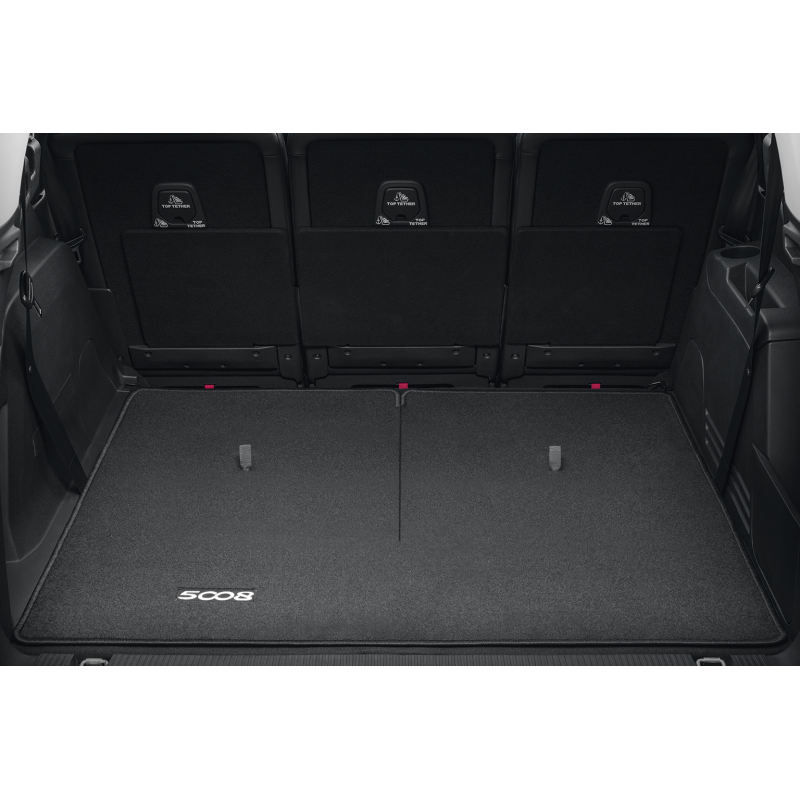 Kofferraummatte umkehrbar Peugeot - Neu 5008 (P87)