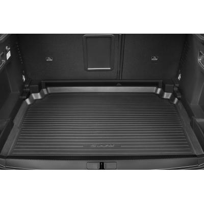 Vasca di bagagliaio Peugeot 5008 SUV (P87), plastica