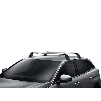 Set of 2 transverse roof bars Peugeot - New 5008 (P87) without bars