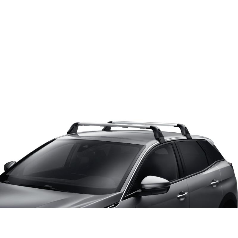 Set of 2 transverse roof bars Peugeot - New 5008 (P87)