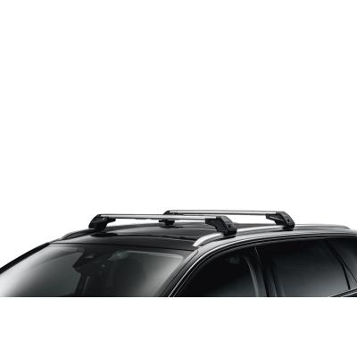 Juego de 2 barras de techo transversales Peugeot - Nueva 5008 (P87) SUV con barras