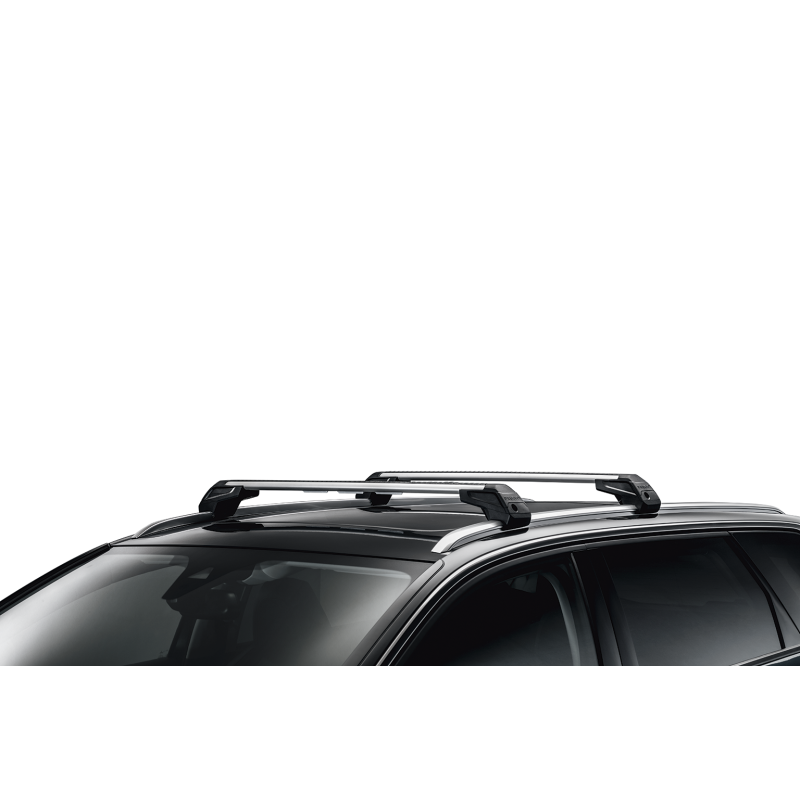 Střešní nosiče Peugeot - Nová 5008 (P87) s tyčemi