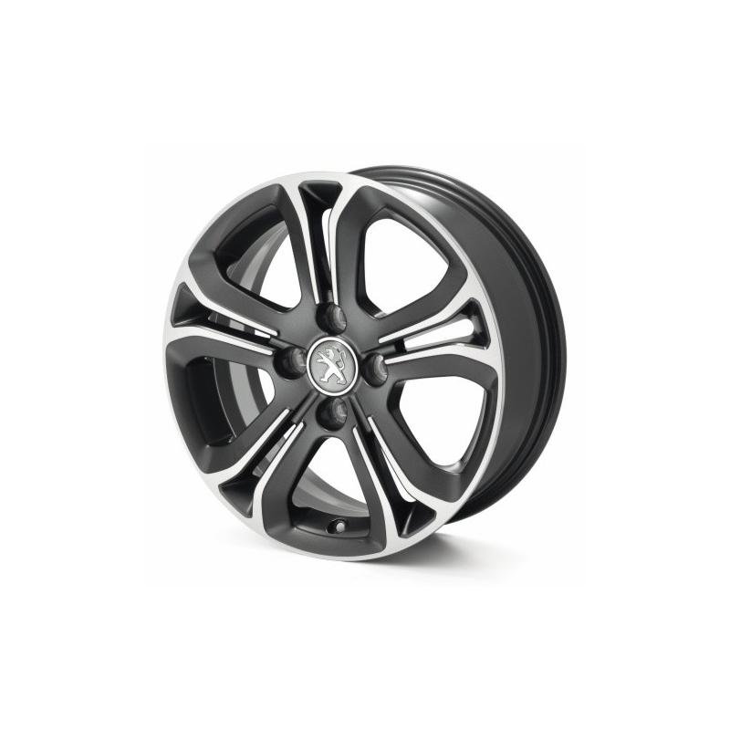 """Alloy wheel Peugeot HELIUM 16"""" - 208"""