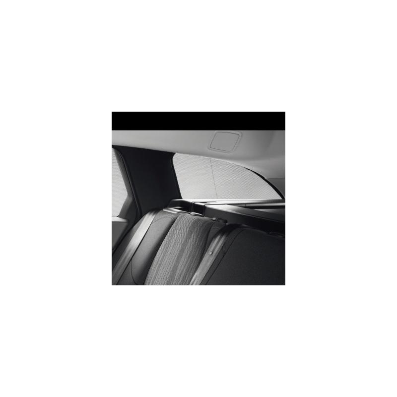 Juego de 2 estores parasol de luna de custodia Peugeot 508 SW