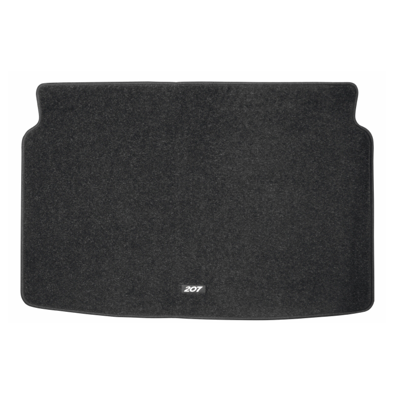 Luggage compartment mat Peugeot 207