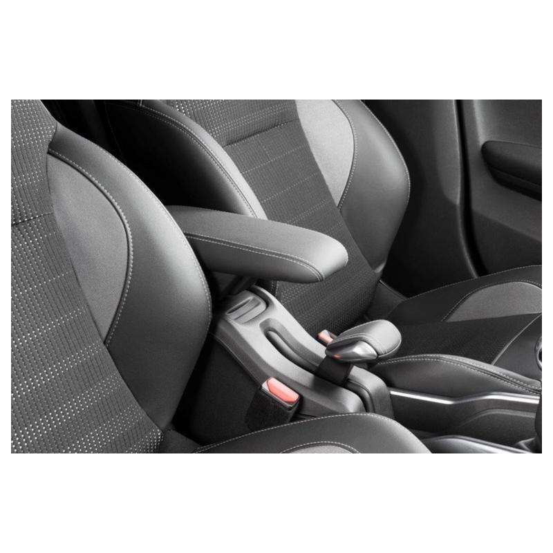 Mittelarmlehne Peugeot 2008, ziernaht tramontane-grau