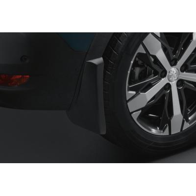 Juego de faldillas traseras Peugeot - Nueva 5008 (P87) SUV