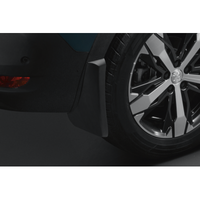 Set of rear mud flaps Peugeot - New 5008 (P87)