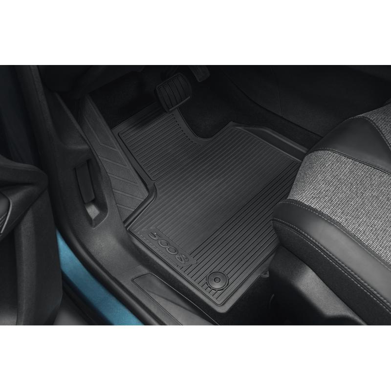 Set of rubber floor mats Peugeot - New 5008 (P87)