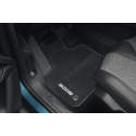 Set of needle-pile floor mats Peugeot - New 5008 (P87)