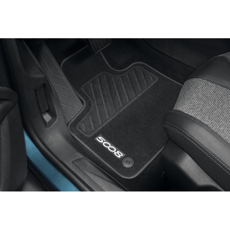 Set of velour floor mats Peugeot - New 5008 (P87)