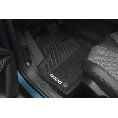 Set of formed mats Peugeot - 5008 (P87)