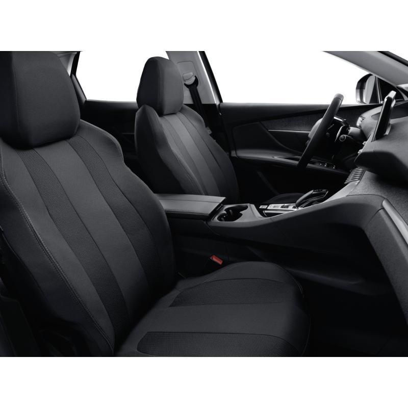 Poťahy sedadiel SUMATRA CHAÎNE ET TRAME Peugeot - Nová 5008 (P87)