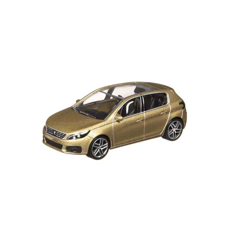 Miniatura Peugeot Nová 308 GT (T9)