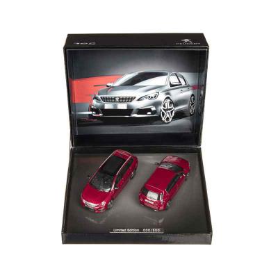 Set of Peugeot models - New 308 GT (T9) 1:43