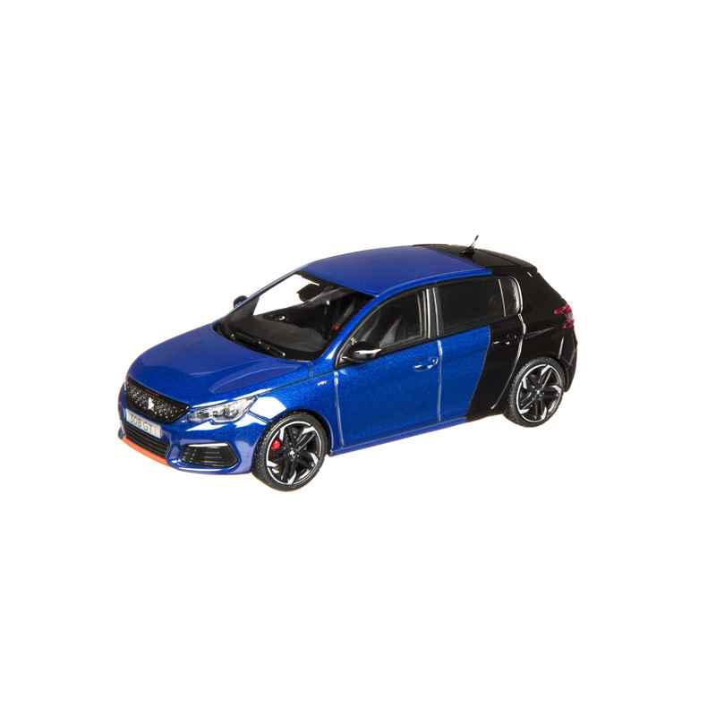 Modellino Peugeot Nuova 308 GTi 1:43