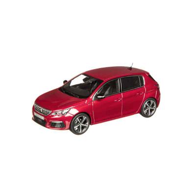 Modell Peugeot Neu 308 GT (T9) 1:43