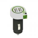 USB nabíječka do auta (autonabíječka)