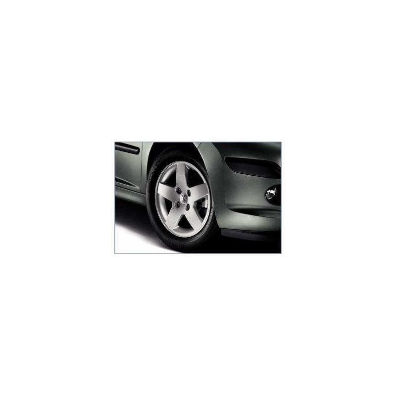 """Set of 4 alloy wheels Peugeot MONACO 15"""" - 207"""