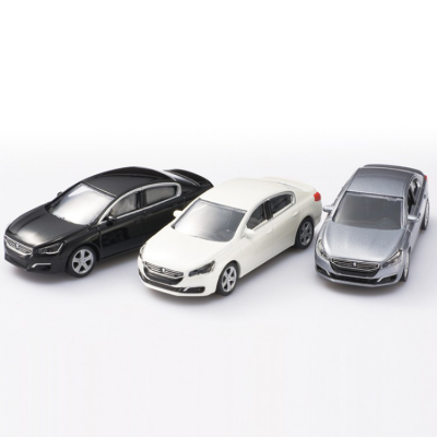 Peugeot 508 facelift - 3 inch
