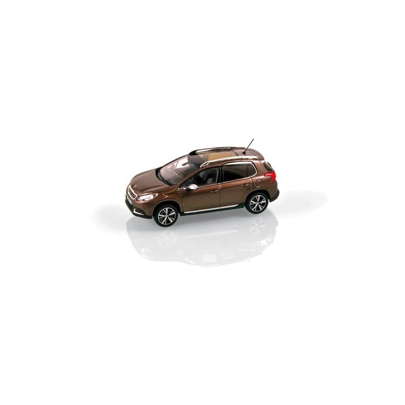 Model Peugeot 2008 1:43