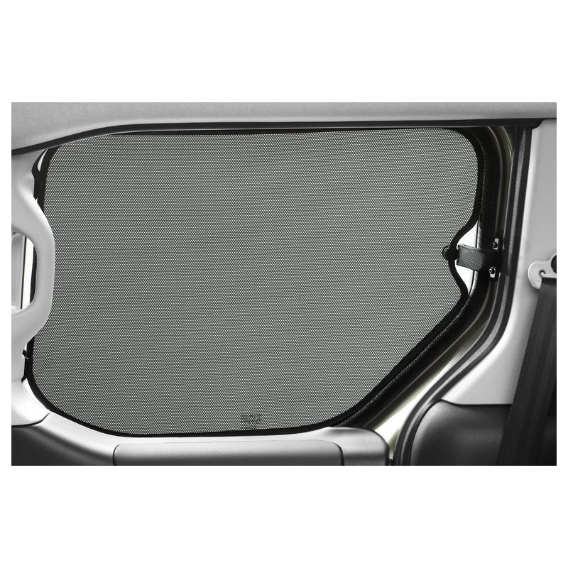 Sluneční clony Peugeot Partner Tepee (B9), Citroën Berlingo Multispace (B9), jedny dveře