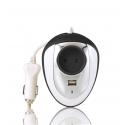 Socket: 230 VOLTS + USB