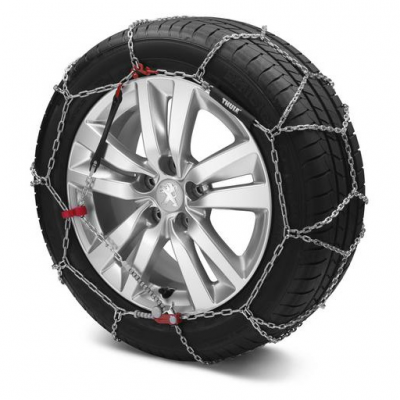 Set of snow chains with cross pieces THULE CD-9 104