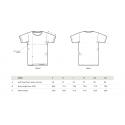 Men's White t-shirt Peugeot LEGEND
