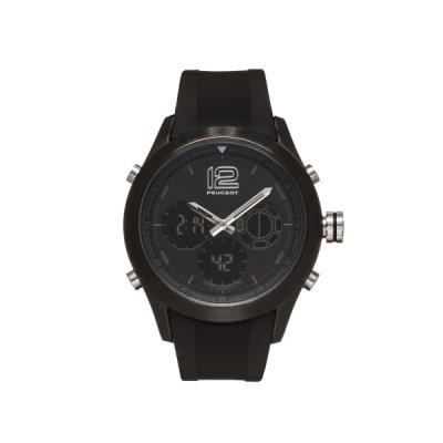 Reloj digital Peugeot