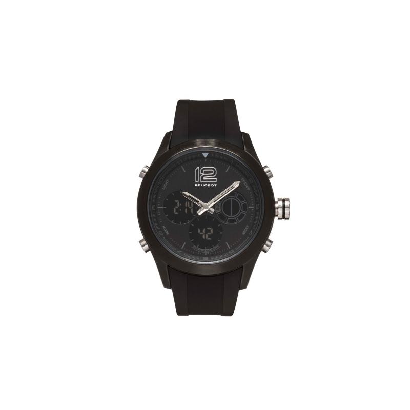 Digitální hodinky Peugeot