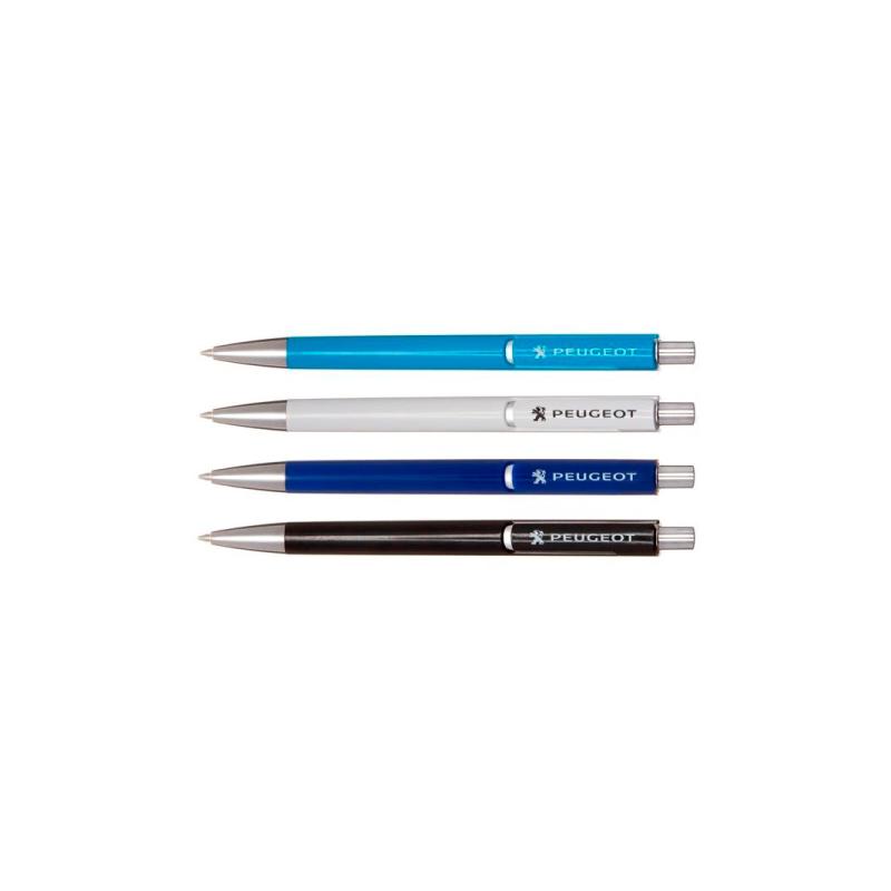 Bolígrafo Peugeot ANIMATION - coloreado