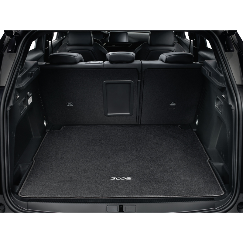 Koberec do batožinového priestoru Peugeot - Nová 3008 (P84)