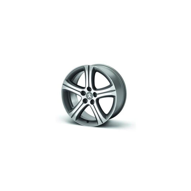 """Hliníkové kolo Peugeot STYLE 10 - STORM 18"""" - 508"""