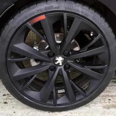 "Hliníkové koleso Peugeot LITHIUM 18"" - 208"