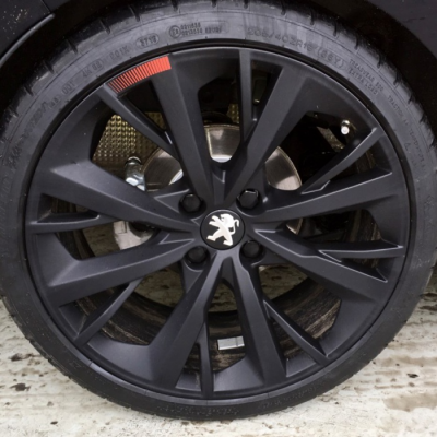 """Leichtmetallfelge Peugeot LITHIUM 18"""" - 208"""