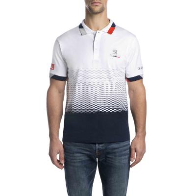Polo T-Shirt Peugeot Sport 3008 DKR Maxi
