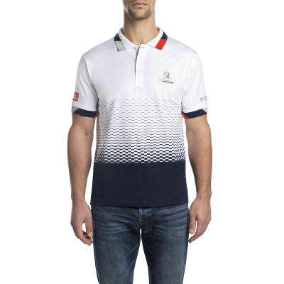 T-shirt Polo Peugeot Sport 3008 DKR Maxi
